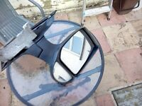 Transit side mirrors left and right 2000to20006