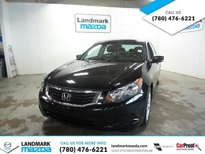 2010 Honda Accord  EX-L w/Navi SEDAN / 2 SETS OF WHEELS!!