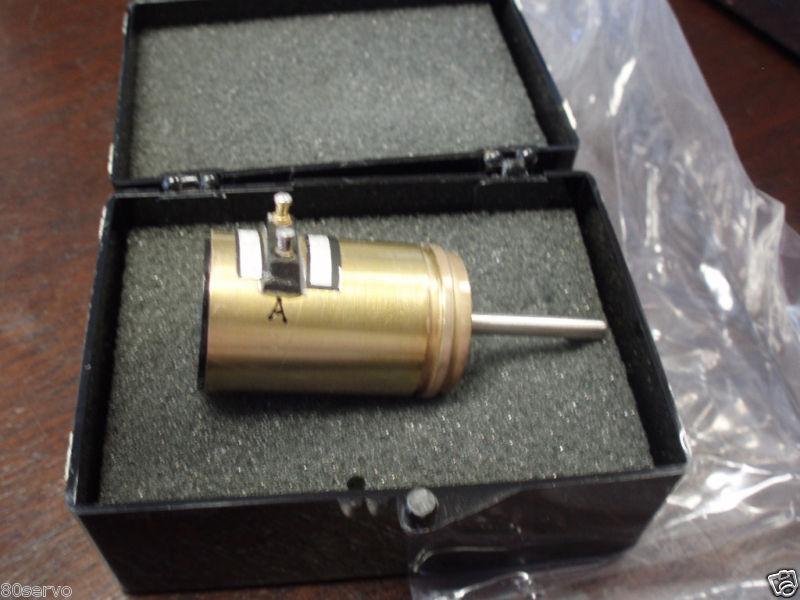 MAGNETIC SPRING BRAKE   DYNAMIC INSTR. SB-8-2-15  24VDC
