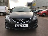 *2012*BLACK EDITION-DIESEL*LIMOUSINE JAPANESE MAZDA-6 SPEED GEARBOX-TOP RANGE EXAMPLE-FULL SERVICE