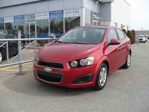 2012 Chevrolet SONIC COMMANDE INTÉGRÉE AU VOLANT