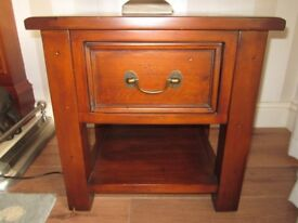 Lamp/Bedside Table