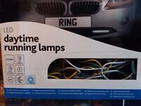 day time running lamps , LED