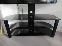 Black High Gloss TV Unit for up to 65inch TV