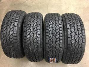 New LT275/65R20 A/T 10 ply truck tires