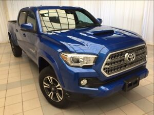 2017 Toyota Tacoma TRD Sport: Accident Free, 4x4.