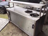 SHOP KITCHEN RESTAURANT PLATE WARMER COMMERCIAL PUB BAR CUISINE FASTFOOD CATERING HOT FOOD TAKEAWAY