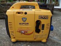 KIPOR DIGITAL GENERATOR IG770