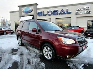 2014 Subaru Forester 2.5i Convenience Package BACK UP CAMERA ALL