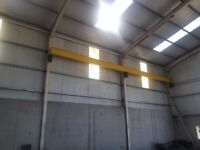 WANTED - OVERHEAD CRANE PARTS