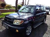 MITSUBISHI SHOGUN PINNI WARRIOR 4x4