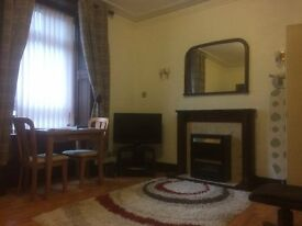 Spacious 1 bedroom furnished flat near city centre