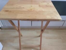 Folding table good condition