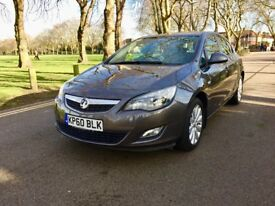 2010 Vauxhall Astra 1.6 i VVT 16v Exclusiv 5dr | Low 44,000 Miles only | Manual | Long MOT | Astra
