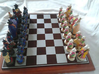 Chinese Rat Chess Set