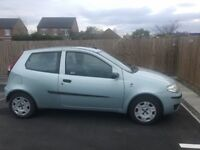 fiat punto very good condition family owned from 4 new winter tyres