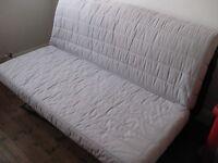 IKEA 'LYCKSELE' DOUBLE SOFA BED