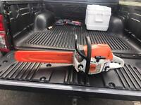 Stihl ms231 3 weeks old £220