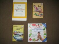 4 Family Themed Books Individually Priced: Please See Advert Description