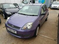 2006 Ford Fiesta 1.25 Style with 12mths MOT