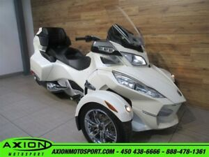 2012 Can-Am Spyder RT SE5 Limited