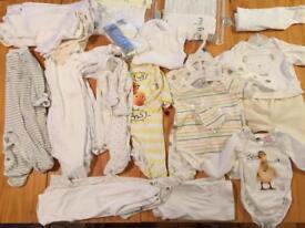 Newborn neutral baby bundle