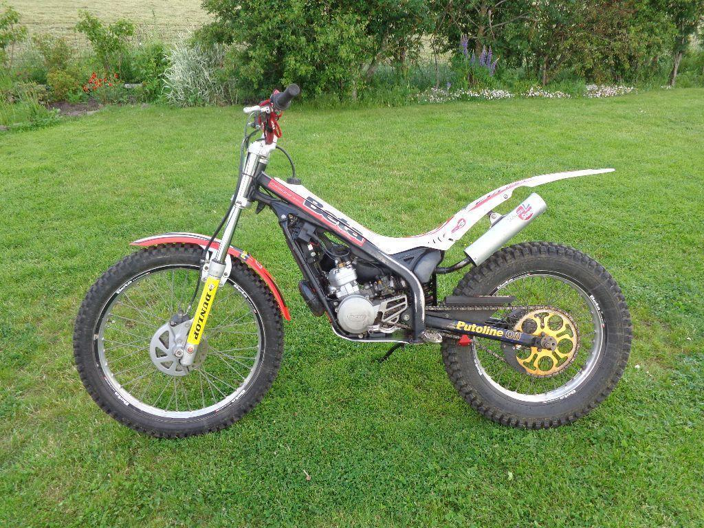 Beta Evo 80 Trials Bike In Biggar South Lanarkshire