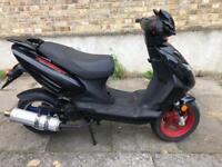 125cc Direct 2014 moped not honda gilera vespa piaggio yamaha
