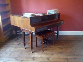 Broadwood Boudoir Grand Piano