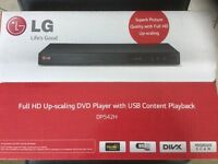 Log DVD player