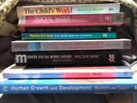 Social Work/Youth Work books
