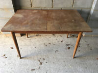 Dining Table (Poor condition)