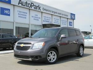 2012 Chevrolet Orlando LT|Power Windows| Power Locks|Alloys