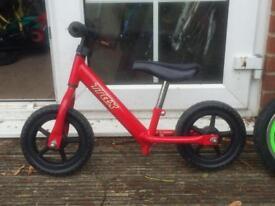 Balance bike.......sold