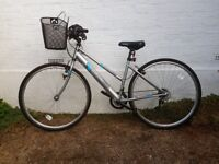 """Apollo excelle 17"""" hybrid bike- with accessories included"""