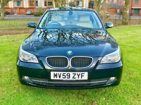 2009 BMW 520D BUSIENSS EDITION ** 119K MILES ** FULL SERVICE HISTORY **LONG MOT