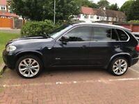 2008 BMW X5 3.0 30sd M Sport 5dr 7 (Seater) @07445775115