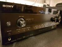 Sony str dh 820 amplifier