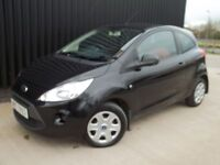 2009 Ford KA 1.2 Style 3dr Service History, 3 Months Warranty £30 Per Year Tax May Px/ Swap