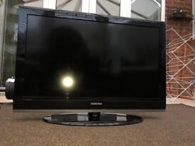 "Samsung 37"" LCD 1080p TV"