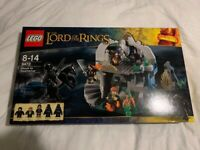 LEGO Lord of the Rings - Attack on Weathertop (9472)