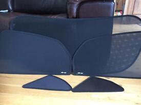 2014 Focus 5 Door Sun Shade Kit