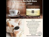 Weight Loss Coffee £49.99 for 1 month supply of Revital U Brew
