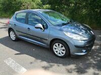 Peugeot, 207, Hatchback, 2007, Manual, 1360 (cc), 5 doors