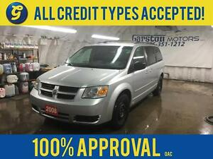 2008 Dodge Grand Caravan SE*DUAL ROW STOW N'GO*POWER MID-ROW/REA