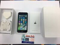 IPHONE 6 BLACK/ VISIT MY SHOP/ UNBEATABLE PRICE/ UNLOCKED / 16 GB/ GRADE B / WARRANTY + RECEIPT