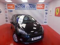 Ford Fiesta EDGE(ONLY 40000 MILES) FREE MOT'S AS LONG AS YOU OWN THE CAR!!! (black) 2011
