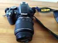 Nikon D3100 +extras
