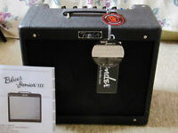 FENDER Blues Junior III Stealth Crex ltd - NEW!!!