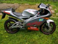 Aprilia rs 125 full power 12 months mot ready to ride